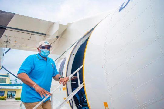 Hurricane Isaias deals little damage — says PM