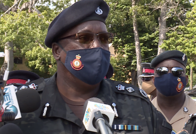 """COP """"satisfied"""" with crime reduction in Abaco"""