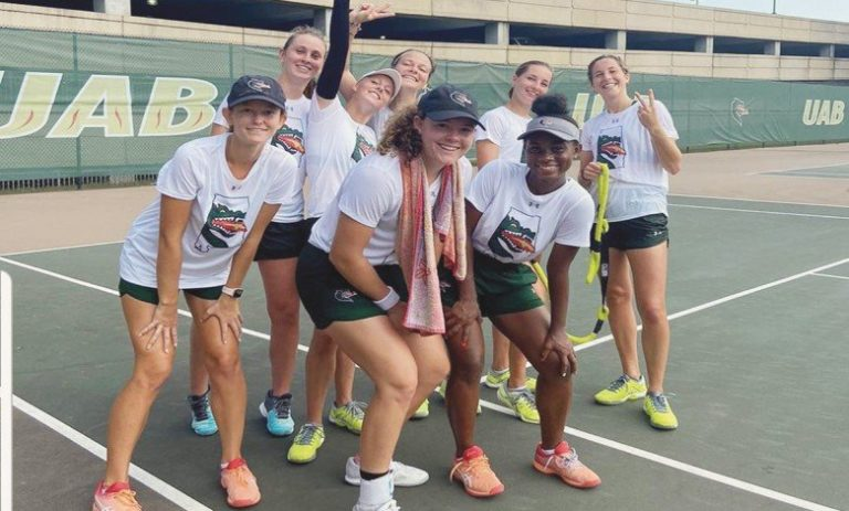 Clarke advances to semifinals of ITA Fall Circuit event