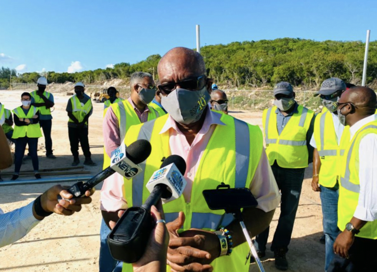 PM promises new township for Exuma if reelected