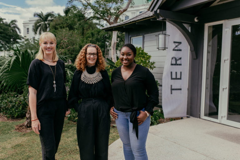 New TERN art gallery opens; Amanda Coulson named founding director