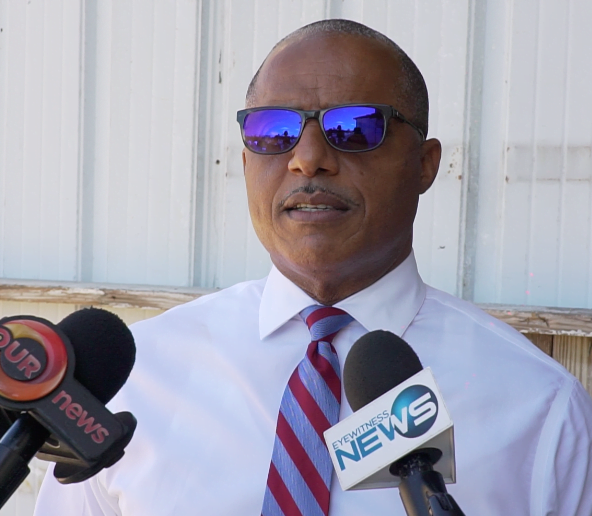 Dames: Time for Bahamians to see who sexual offenders are and where they live