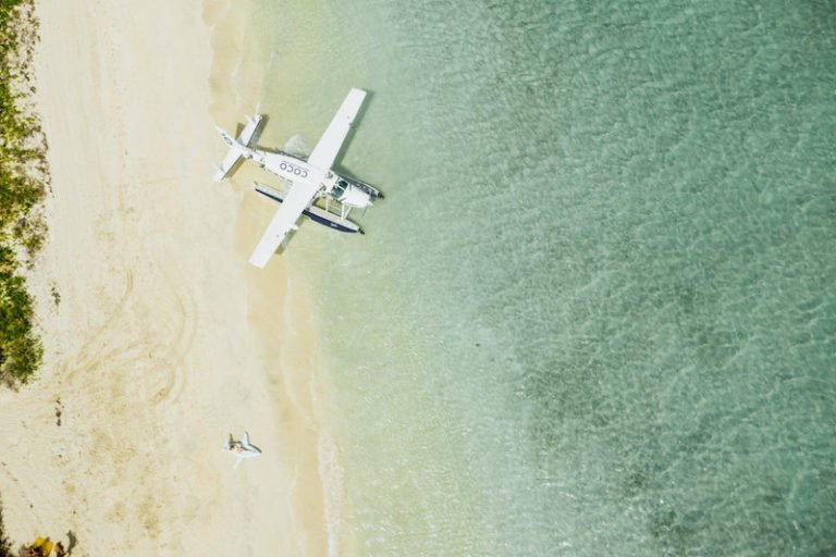 Kamalame Cay launches COCO Bahama Seaplanes; announces scholarships for young Bahamian pilots