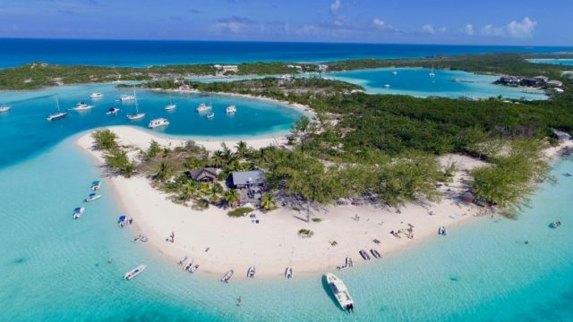 WHAT'S BEST FOR EXUMA?: Chamber president notes split views on cruise tourism