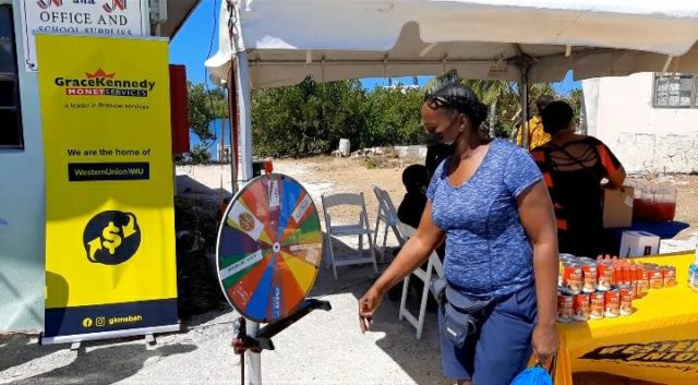 GraceKennedy Money Services opens new location on Exuma