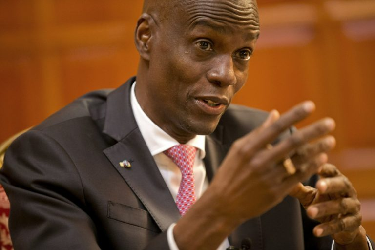 Haitian president assassinated in armed attack at his home