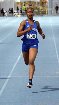 Mingoes win two events among strong showing at weekend track meet