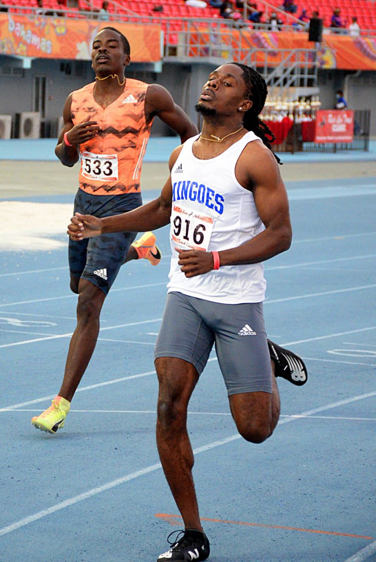 UB Mingoes with three wins in strong showing at Redline meet