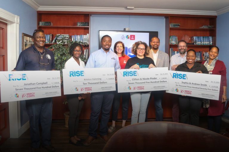 Mercy Corps & GBPA bring RISE initiative to a successful close