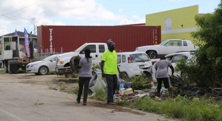 GBPA leads three-way partnership to keep Grand Bahama clean