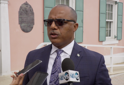 NO DISRESPECT: Dames says senior officers reassigned based on ministries' need