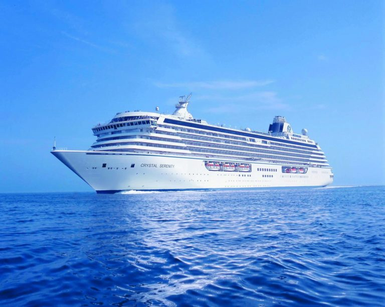 MORE SAILINGS AHEAD: Crystal Cruises to add more Bahamas voyages in fall and through winter
