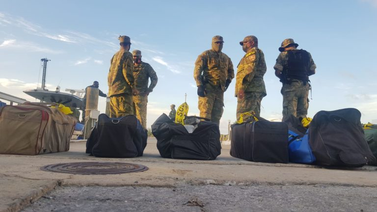 """""""TRANSNATIONAL CRIME"""": $3.1 million cocaine bust on Eleuthera believed to have overseas connections"""