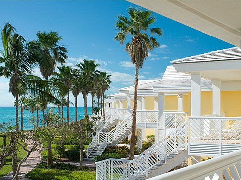 LOOKING UP: Grand Lucayan bookings expected to pick up in wake of aggressive marketing
