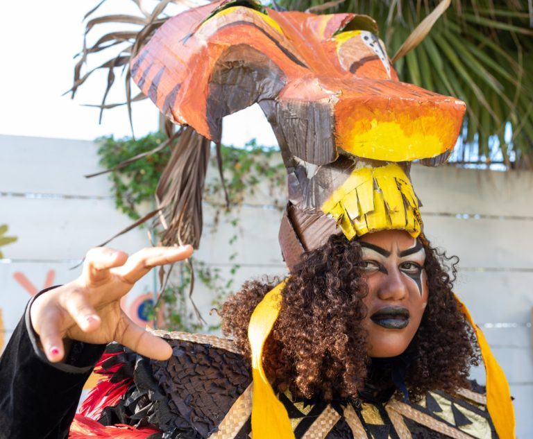 Harbour Island students put on performance of Disney's The Lion King Jr