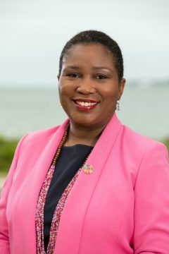 Virgill-Rolle commences work as new Lyford Cay Foundations executive director