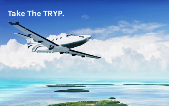 TRYP Air Charter takes flight to the islands of The Bahamas