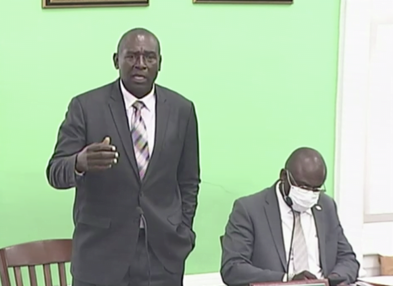 LOOSE US: Mackey appeals to PM to lift Eleuthera curfew and review travel regime