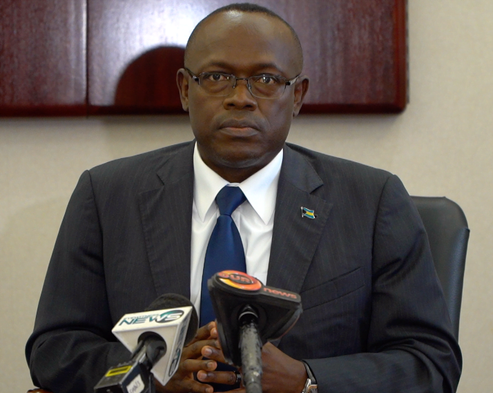 """""""NO SILVER LINING"""": Cooper says Minnis administration has no ideas to grow economy"""