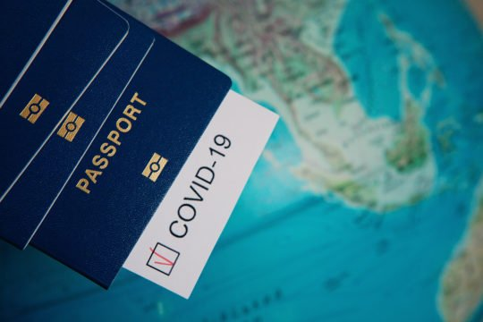 RED-HANDED: More travelers caught with fake COVID tests fined $2,400 each