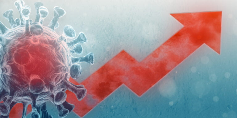 THIRD WAVE IS HERE: New infections and hospitalizations continue to rise