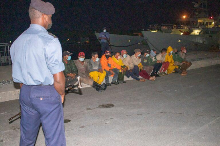 RBDF apprehends Cuban nationals in northwestern Bahamas