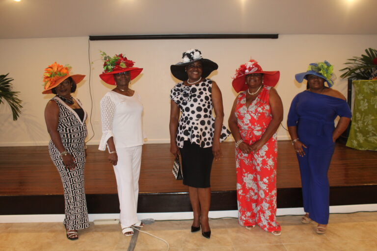 Another feather in Gertie's hat — Bahamian hat designer's 2021 launch