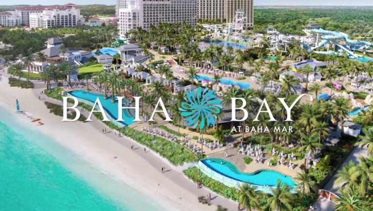 READY TO MAKE A SPLASH: Baha Mar unveils new luxury beachfront water park — Baha Bay
