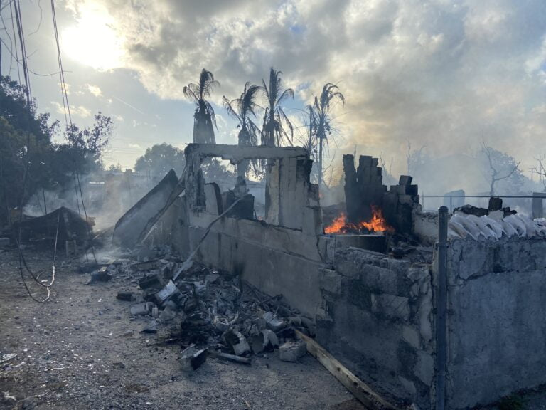TRAGEDY AFTERMATH: Social services assisting more than 40 people impacted by recent fires