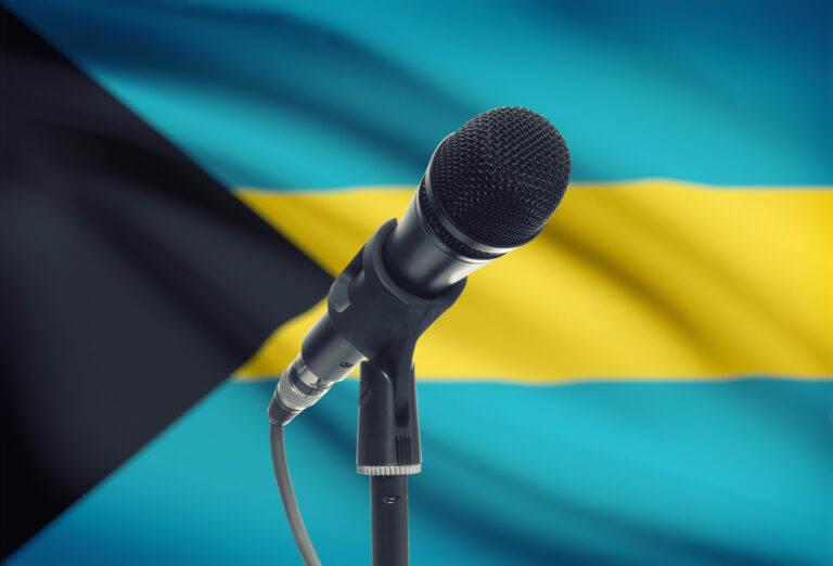 WHERE DO YOU STAND?: Bahamian activist calls on nation's leaders to state their stance on pressing global issues