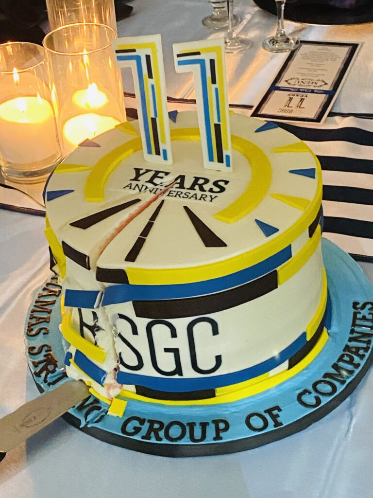 BSGC celebrates 11 years with giveback to thousands