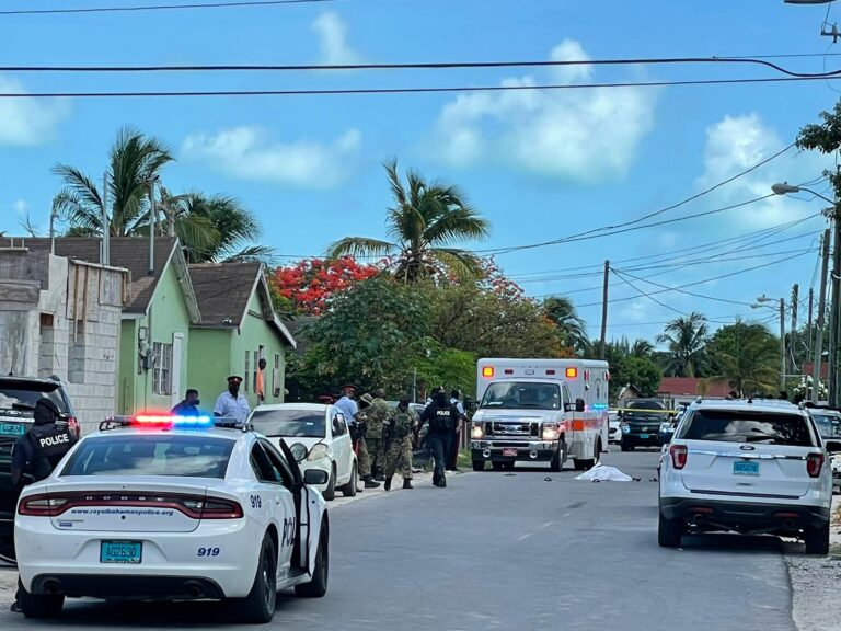 Two men murdered in separate incidents on New Providence
