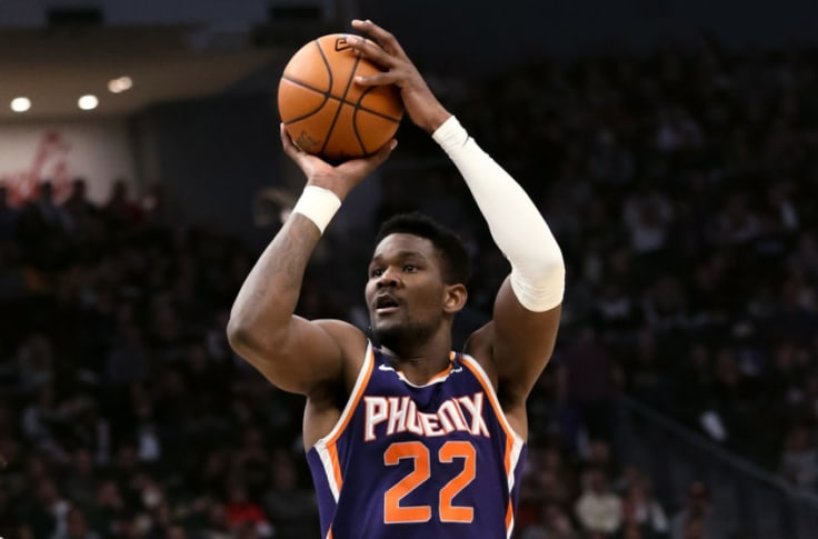Ayton posts double-double in Game 2 win