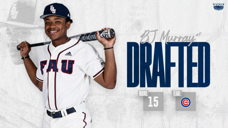 Murray drafted by Cubs