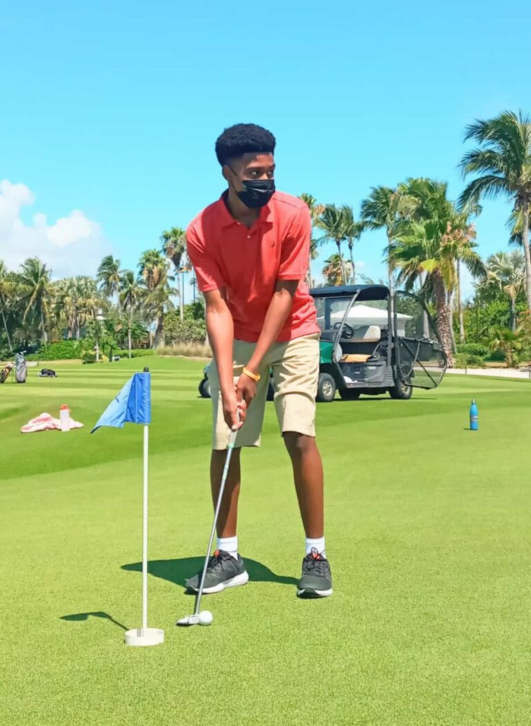 Sandals Foundation and Nelson A Ranger golf program returns