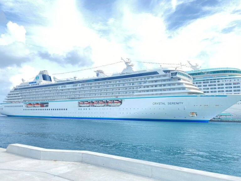 Crystal Cruises introduces Bahamas resident special