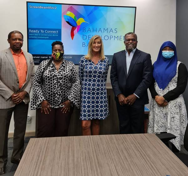 Inter-American Institute for Cooperation on Agriculture pays courtesy call on BDB