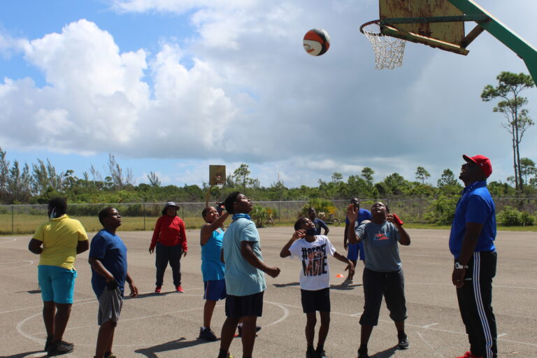 Basketball camp fosters more than talent with CWCO backing