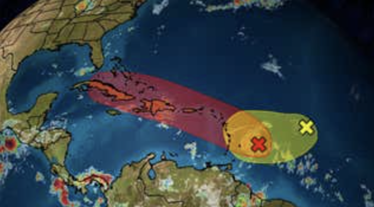 HERE COMES FRED: Tropical storm expected to form and impact southeast islands as early as tonight
