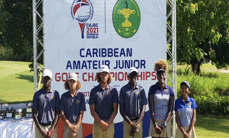 Team Bahamas finishes fourth at CAJGC