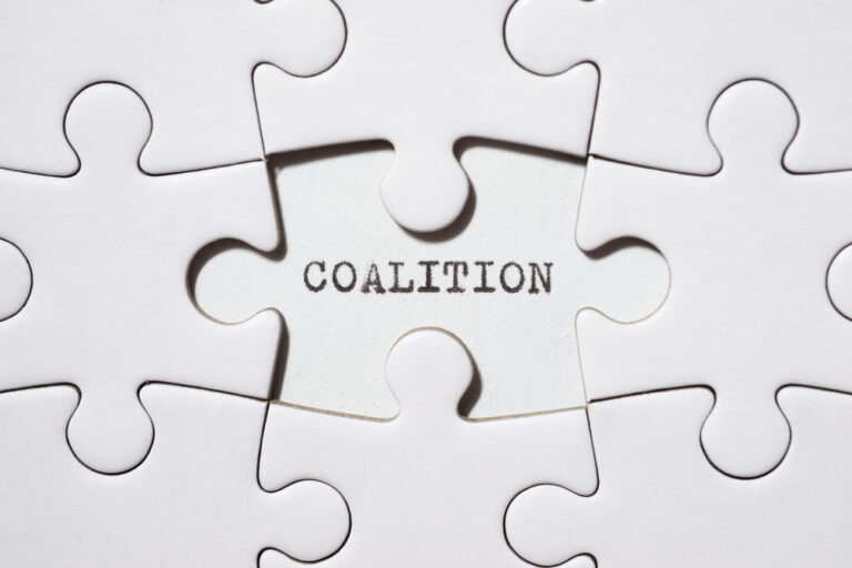 STRONGER TOGETHER?: Independents, third parties forming coalition to challenge general election