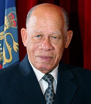 REST EASY: Bahamian founding father Arthur Hanna dies at 93
