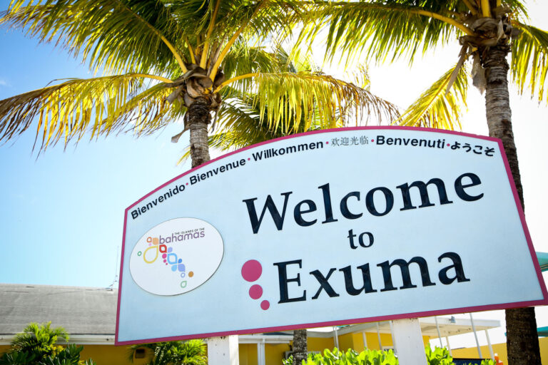 TRENDING UPWARD: Exuma tourism sees best two months of the year in June & July, says chamber of commerce