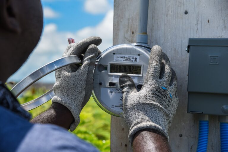 Grand Bahama Power's smart meters to be installed at 25% of customer sites by year-end