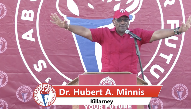 """PM says """"reliably informed"""" FNM won advance poll"""