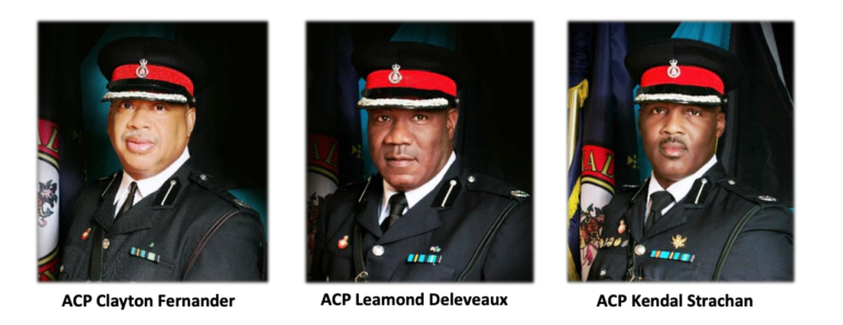 RESTRUCTURING: Reassigned officers rejoin RBPF executive leadership team