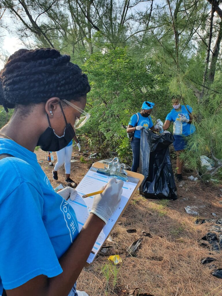 Blue Lagoon Island's Project B.E.A.C.H. leads Bahamas international coastal cleanup effort