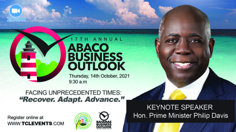 17th Abaco Business Outlook set for October 14