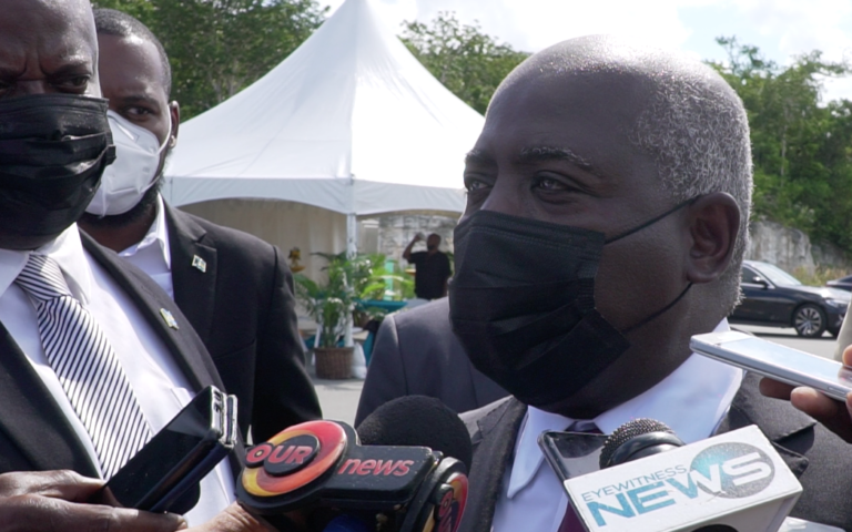 NO HARM, NO FOUL: PM Davis defends appointment of former education minister